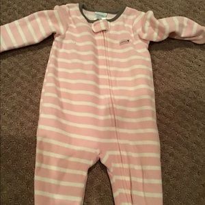 🌷ABSORBA FOOTED PAJAMAS SIZE 6/9 MONTHS